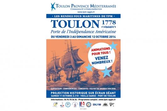 Toulon 1778 © DR