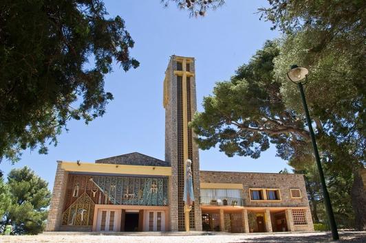 Notre Dame de Consolation - Hyères © Olivier Pastor TPM