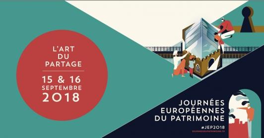 35e Journées européennes du patrimoine © L'atelier cartographik
