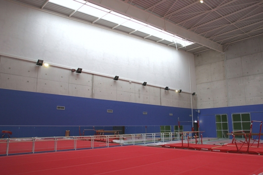 Palais des sports TPM © Daniel MSIKA
