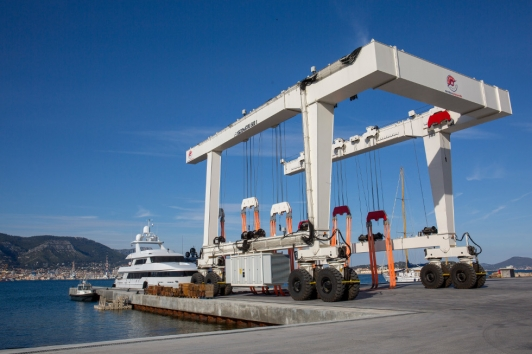 Chantier naval Monaco Marine