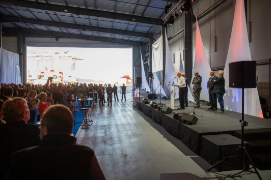 Inauguration Monaco Marine