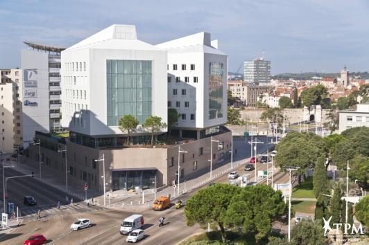 Pôle universitaire Campus Porte d'Italie