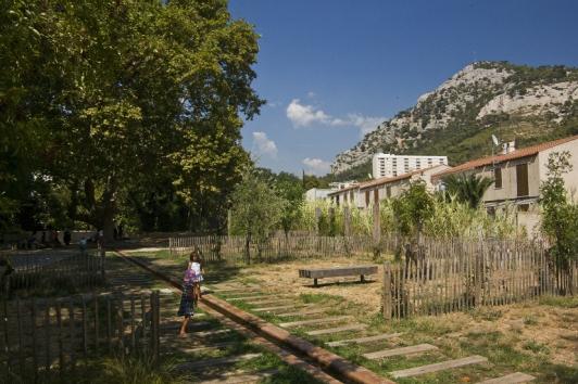 Jardin du Las - Toulon