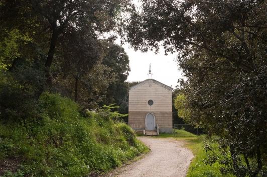 Notre-Dame du Fenouillet - La Crau © TPM