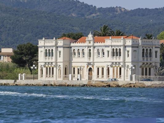 Corniche Tamaris Institut Océanographique