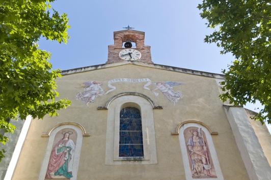 Eglise Saint-Raymond Nonnat Le Pradet © Olivier Pastor