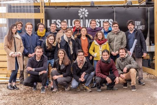 L'équipe des Alchimistes (c)Alexis Long