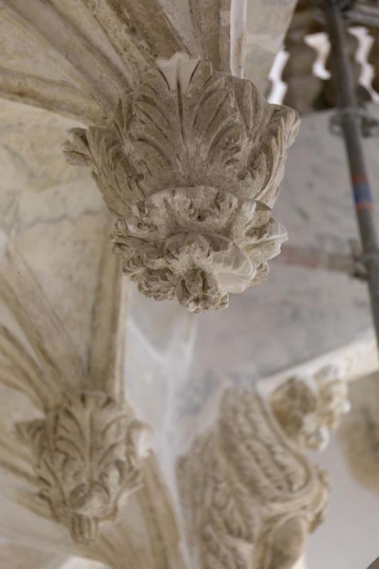 Gypserie Maison du patrimoine à Ollioules