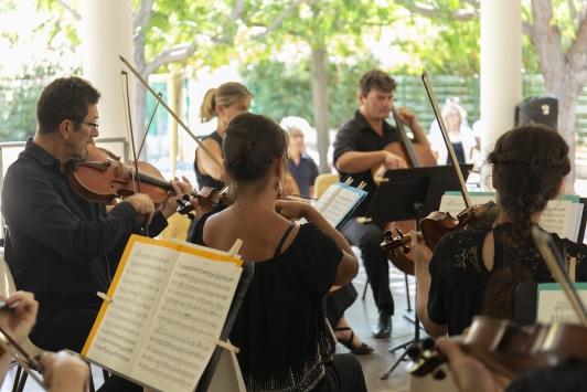 """Opération """"Rentrée en musique"""" - école Rodeilhac"""