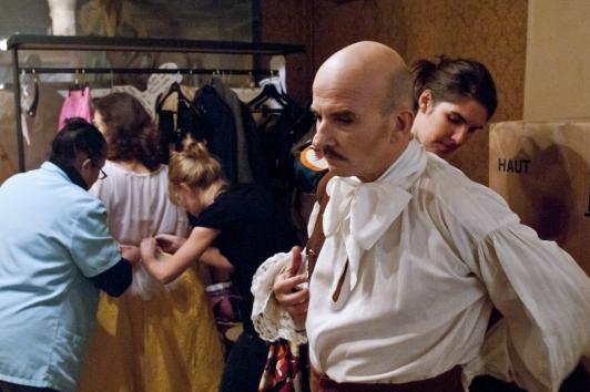 Les coulisses de l'Opéra - répétition © O. Pastor