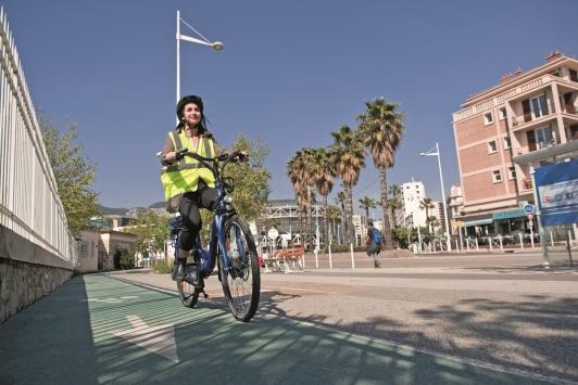 Aménager un réseau cyclable de 400 km d'ici 2025