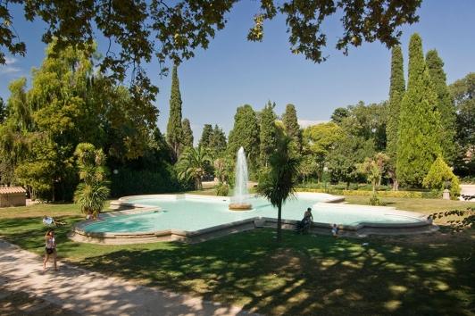 Parc Cravéro - Le Pradet