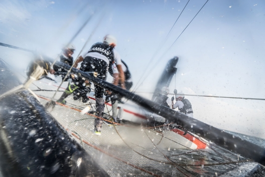 Groupama Team France ©Eloi Stichelbaut