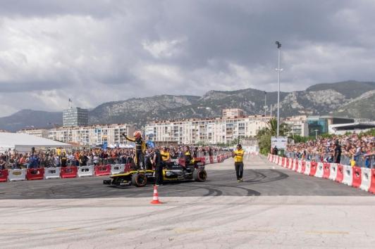 Les avant-premières du grand Prix de F1 en 2018 à Toulon