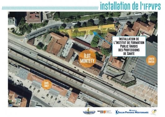 Projet IFPVPS à Montéty
