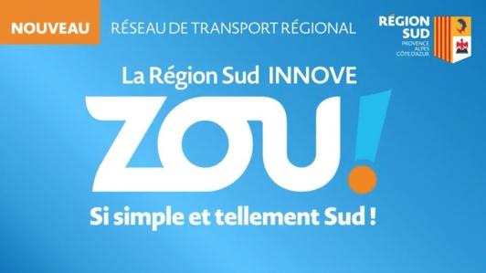 Réseau de transport régional Zou !