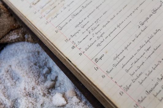 Les Salins - Patrimoine du sel