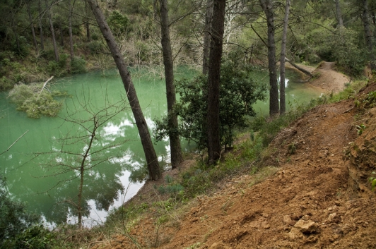 Sentier Janas - Cap Sicié