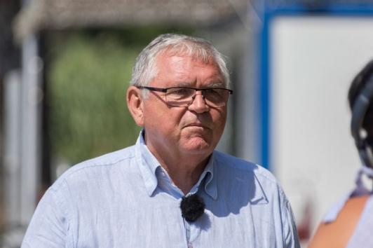 Gilles Vincent, vice-président de TPM en charge de l'environnement