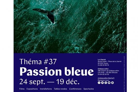 Théma#37 Passion bleue