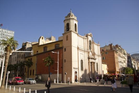 Eglise Saint-Paul Toulon © Olivier Pastor