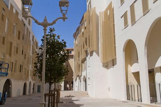 Toulon l'Ilot Baudin rénové © Olivier Pastor TPM