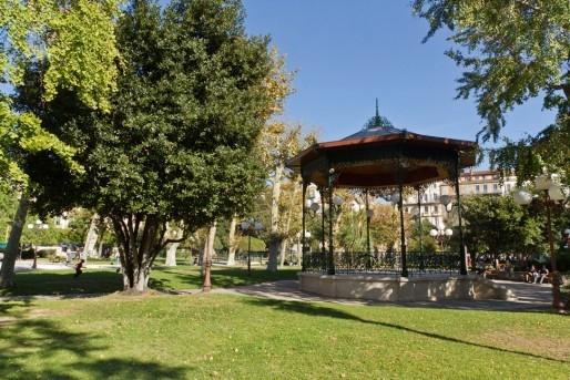 Toulon - Jardin Alexandre 1er