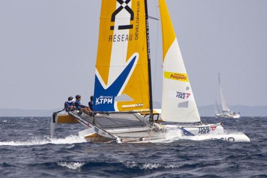 Team Réseau Ixio - Toulon Provence Méditerranée