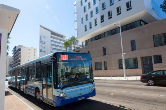 Bus ligne U