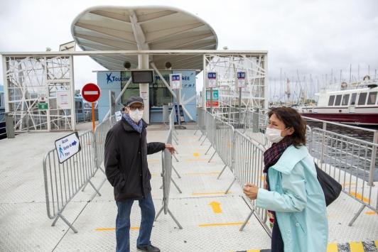 Station maritime Toulon