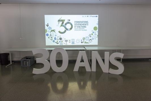 30 ans de TVT