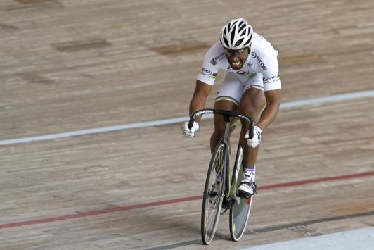 Trophée Fenioux, vélodrome TPM