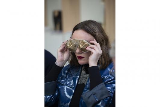 35e Festival de Mode - Sélection Accessoire de Mode © Julie Berranger
