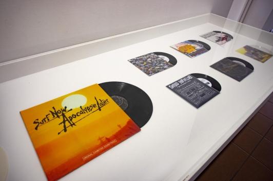 Olvier Millagoi/Nico Morcillo, Vinyles et poster