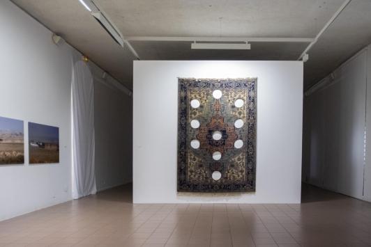 Pascal Simonet, Exode 26-4, 2019