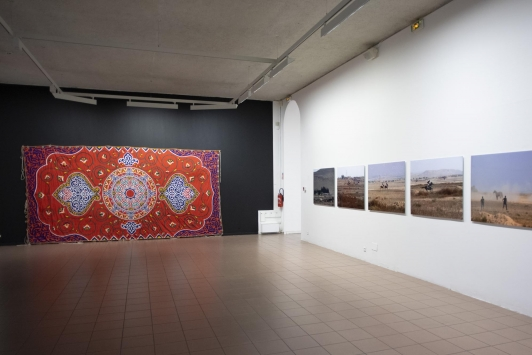 Pascal Simonet - Exode 26, 1997/2019
