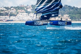 GC32 Lagos Cup 2018 (c)Jesus Renedo / GC32 Racing Tour