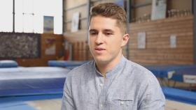 Mikael Viviani - trampoliniste