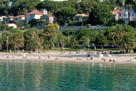 Toulon - Plage du Mourillon