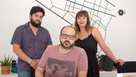 Yann Lasserre , Julien Carbone et Marion Fougerat, Le Port des Créateurs.