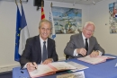 Signature du Contrat de développement