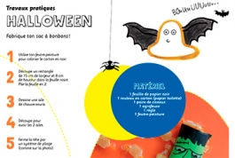 Minimag 25 - Atelier Halloween