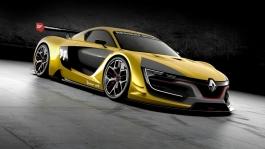 Voiture de course - Renault Sport-RS-01-10