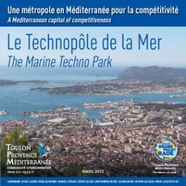 Brochure Technopôle de la mer - Mars 2013