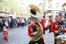 La parade du Kikiristan en bas du cours Lafayette