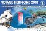 Le parcours du Voyage Hermione 2018