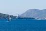 J-3: les équipages s'entrainent dans les eaux de la rade depuis plusieurs jours sur des GC32, ici devant le porte-avion Charles de Gaulle