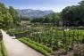 Carrés cultivés Jardin remarquable de Baudouvin