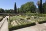 Carré de plantation du Jardin  remarquable de Baudouvin